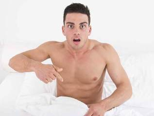 Prevention of sexual dysfunction in men
