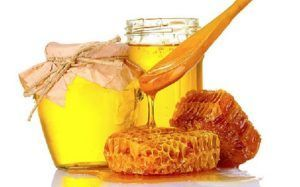 honey for potency