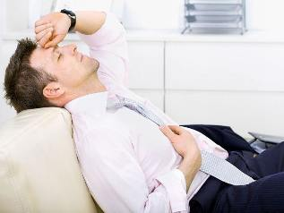 Increased potency in the case of chronic fatigue